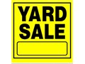 Multi family yard sale 1720 4H club rd 30906 7am-Noon toys small appliances chainsaw air compre