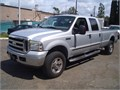 2007 Ford F350 turbo diesel crew cab 4 wheel drive long bed lariat loaded leather 146k miles 16999