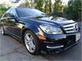 REALLY NICE  2013 Mercedes-Benz C 250  BLACK ON BLACK  58244 MILES  EXC