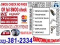 323-381-2334 dmv services smog check brake and ligth inspection