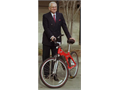 Original EV Global ebike Designed and Sold By Lee Iacocca Bullet Proof DOT Certified Awesome STO