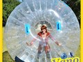 Zorbing Zorb Ball Human Hamster Ball Sphereing Zorbs ZorbingBallzcomZorb ball contains double lay