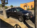 2016 Toyota Tacoma Salvage 23000 miles Extended Cab 4 Cyl Charcoal Black Good cond Auto-Manu