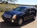 2009 Cadillac SRX Used 87000 miles 1 Owner SUV 6 Cyl Ext Black Ice Int Black with Leather S