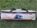 NEW IN BOX  A high quality Eddie Bauer Alpental 4 man SportDome Tent 9 x 76 x 54h  MINT CONDITI