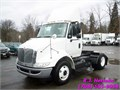 2009 Navistar 8600 Single Axle Daycab - Auto TransCummins ISM - 330 - With Jake Brake  365 HP