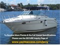 2004 29 SEA RAY 290 AMBERJACK For SaleCurrent Price 39500This fuel ef