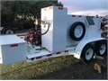 -400 gal Diesel Tank-120 gal gas tank-Elec pumps -hoses with retractable r