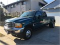2000 Ford F-350 Super Duty XLT 4x4 Dually Crew Cab Long Bed 73 Power Stroke Diesel 8 Cyl122000 mi