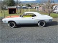 This 1971 Challenger is a factory Top Banana Yellow 318 console automatic car Very solid project