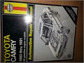 Haynes Automotive Repair Manual 92005 Toyota Camry  1983-1991