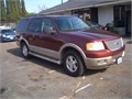 2006 ford expedition eddie bauer edition loaded with two tone leather 106k miles priced to sell