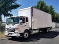 2012 Nissan UD2600  Auto Pwr Wndws  Pwr Lcks 180k 24ft Air Brakes 25GVW Diesel DFT Emission