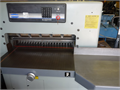 Challenge 305 MPX programmable paper cutter in excellent running condition Can be seen at our shop