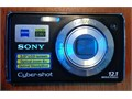 Sony Cyber-shot DSC-W230 - good condition - 121 Mega Pixels - 3 inch LCD viewing screen - It has 1