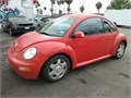 2005 VOLKSWAGEN BEETLE RUNS GREAT AUTOMATIC FULLY LOADED 176K MILES 4 CYLINDERS GAS SAVER POW