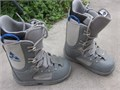 Burton Progression SNOWBOARD BOOTS size 4 removable cinch up liner Very comfortable MINT CONDITIO