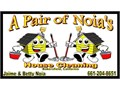A pair of Noias House Cleaning and WIndow Washing is available throughout the 93312 areaJaime an