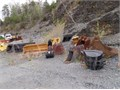 Buckets excavator/loaders