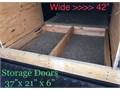Inside liner base storageflat bed for pick-up trucks Flat liner bed floor casing of frame as is