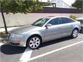 2006 AUDI A6 SEDAN RUNS GREAT AUTOMATIC 160K MILES CLEAN TITLE FULLY LOADED COLD AIR CONDITION