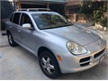 2006 Porsche Cayenne Silver Ext Beige Int AWD 6 cylinder Automatic in Fair condition 118K miles