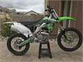 2015 KX250FPretty much brand new only has 38 hours total on the bikeGarage kept its whole