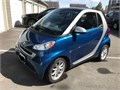 2009 Smart Fortwo Passion blue with silver ONLY 49000 mi Excellent condition