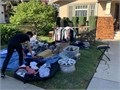 Extended yard sale for a second day Prices reduced Most items 50 cents - 5Photos from this