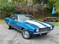 This is an original 1969 Z28 Camaro with the original born with 302 Engine M2
