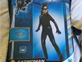 Catwoman Complete Costume Size 8-10 Medium 5-7 yrs from Dark Knight Trilogy Worn for last Hallow