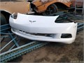 2008 Chevrolet  Corvette parts Front bumper white color 375  14 panel 165 EACH WHITE COLOR 375