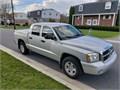 2007 Dodge Dakota SLT V8 Flexfuel Original owner  Silver gray exterior - good condition  Gray int