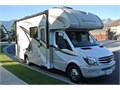 Rent this Brand New Class C Motorhome RV 2018 Thor Quantum KM24 24ft in length It sleeps 6 Bett