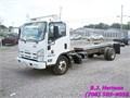 2014 Isuzu NRR 20 ft Cab  Chassis224557 Miles19500 GVWBodies AvailableLease Maint