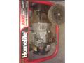 Homelite Portable Generator 3500 powering watts powered by subaru engine Motor runs and soundsgood