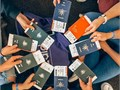 We offer traveling documents such as passports visa drivers license diploma and many others