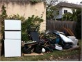 Trash or junk hauling property clean-up residential commercial storages garages offices wa