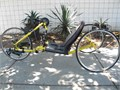 INTREPID TOURER Recumbent Hand Cycle  21 Speed  Disc Brake  Good condition  Ready to ride