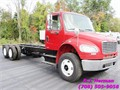 2012 Freightliner M2 24 ft Tandem Cab  ChassisCummins ISC10-EPA10 Engine  330 HPJake Brake