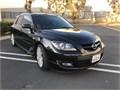 2009 Mazda Speed3 Sedan Used 105470 miles Private Party Hatchback 4 Cyl Black Black Excellen