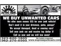 CASH FOR JUNK Cars Trucks VansFree towing562270-0505
