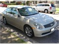 infinity G35 runs like new great car 220 hp GPS console Michelin tires like new  newly smog and