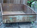 2 One Wheel trailers   500lb loodLos Angeles 90065 DatedButGoodaolcomJ Brown  323-257-0067 o