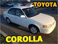 1999 TOYOTA COROLLA RUNS REALLY GOOD HAS HIGH MILEAGE DRIVE BACK AND FORTH TO LOS VEGAS CLEA