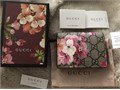 Limited Edition GUCCI FLORAL BLOOM wallet with gift box Slightly used without any marks of wear and
