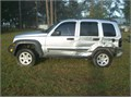 2006 Jeep Liberty wrecked sell all parts auto transmission body parts and interior call for prices