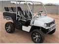 2007 Polaris 6 Pass seating 3 Point harnesses 4x4 107 Hours 1276 Miles Custom wheels  For in