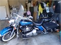 100th Anniversary Road King Classic for sale Cruise control chrome upgrades wind screen saddle b