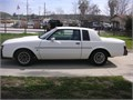 1987 Buick T-Type Low Miles About 90kTurbo Charged V6AutoFull PowerRuns GoodCurrent Tags909